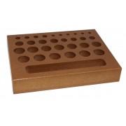 Wooden base