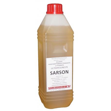 SARSON Ultrapesuneste 1 L.