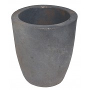 FOSSATI pressed graphite crucible