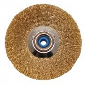 Kapea messinkiharjaslaikka  Ø 51 mm, 1 kpl