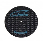 Aluminium oxide fiber disc, Ø 22 mm