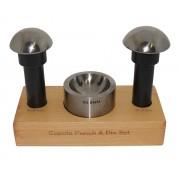 Cupola punch & die set