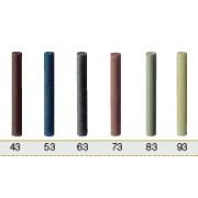 Sylinteri kumilaikat Ø 3 mm