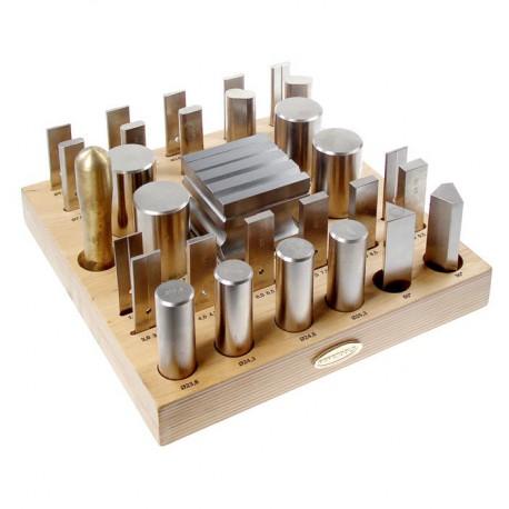 31 Piece Forming Tool & Block Set no. 117.500