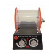 Mini rotary tumbler
