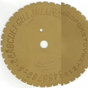Engraving Machine Type Dials