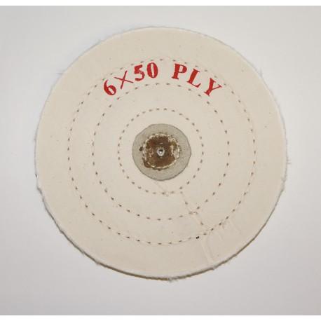 White Buff, Ø 150 mm