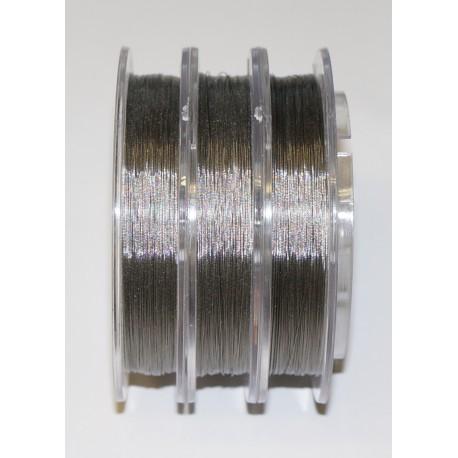 Beading wire Ø 0,24 mm, 1 m.