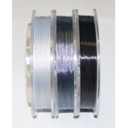 Beading wire Ø 0,32 mm, 1 m.