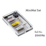 MiniMat Mattaharjasetti letkuporakoneeseen
