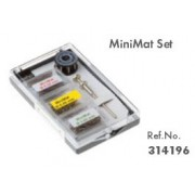 MiniMat set for micromotors