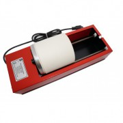 Electric buffing machines