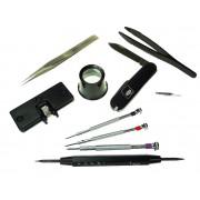 Kellosepän työkalut