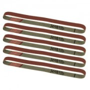 Corundum replacement belts for BSL 220/L, grit 80