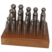 24 Punch Dapping Set