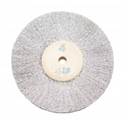 Steel brush Ø 85 mm