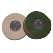 Cotton fabric polishing disc Ø 125 mm