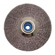 Slimline stainless steel brush Ø 51 mm, 1 pcs