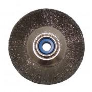 Slimline stainless steel brush, 1 pcs