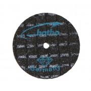Zirconium fiber disc, Ø 22 mm
