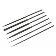 Vallorbe Needle file set 180 mm