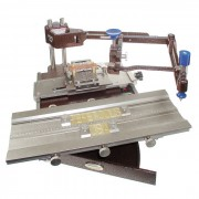 Horizontal Engraving Machine with Type no. 157.50N