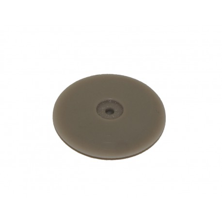 Silicone pumice polisher, lens 22x4 mm