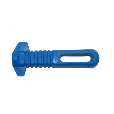 Handle for chain saw files